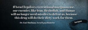 Israel-marijuana