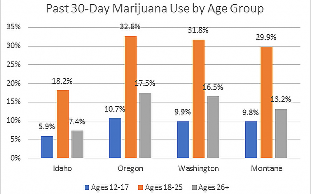 Important New Data: Impact of Legalization on Drug Use Rates