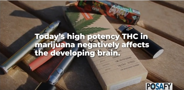 New PSAs on the Risks of Marijuana Aimed at Youth